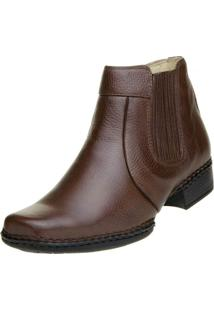 Bota Clacle Elastico Chocolate