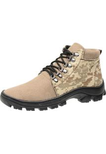 Bota 3Ls3 Adventure Bege