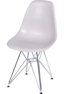 Cadeira Dkr Polipropileno E Base De Metal Pian – Fendi