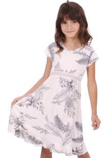 Camisola Inspirate Infantil Com Estampa Blossom