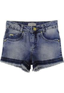 Bermuda Sport Brazil Curta Jeans