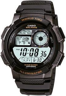 Relógio Digital Casio Ae-1000W-1Avdf Masculino - Unissex