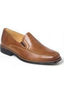 Sapato Sandro Moscoloni Vercy Loafer Marrom Claro