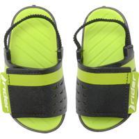 00dcaf04b Chinelo Para Meninos Rider Verde infantil | Shoes4you