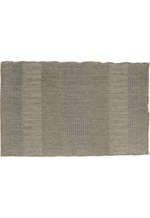Capacho Natural Look 48X90 Cm Bege Sl1220-Cor2 Rayza