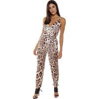 84f796f4a Macacão Animal Print Azul feminino | Shoes4you