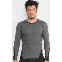 a1529815c2 Camiseta Adidas Alphaskin Sport Manga Longa Masculina - Masculino