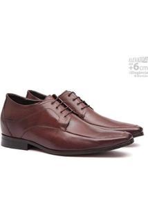 Sapato Social Couro Samello Elevator Patria Masculino - Masculino