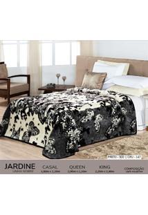 Cobertor King Nobre - Jardine