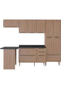 Cozinha Compacta Zerrin I 11 Pt 3 Gv Nogueira