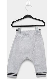 Calça Bebê Milon Moletom Masculina - Masculino