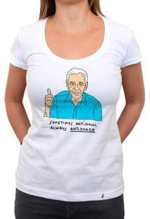 Anticoach - Camiseta Clássica Feminina