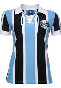 Camisa Retrô Grêmio 1930 Feminina - Feminino