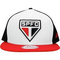 Boné New Era São Paulo Aba Reta 9Fifty - Masculino 4d4ec48a57f