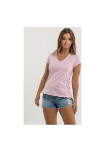 T-Shirt Nogah Gola V Rosa
