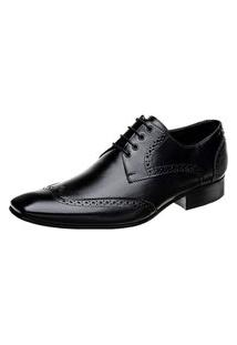 Sapato Bigioni Oxford Preto