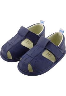 Sandália Catz Luky Azul Marinho