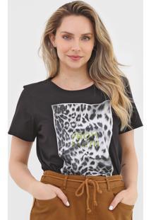 Camiseta Forum From Earth Preta - Kanui