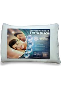 Travesseiro Nasa Tecnologia Extra Visco 50Cm X 70Cm - Panosul