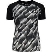 Camisa Botafogo Upper Feminina - Feminino 14682e09014f6