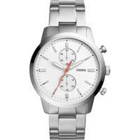 71ec20ab501 Off Premium. Relógio Fossil Masculino Townsman