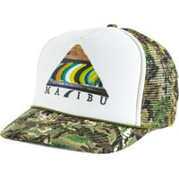 Boné Blanks Co Snap Back Malibu Aba Curva ef13642053d