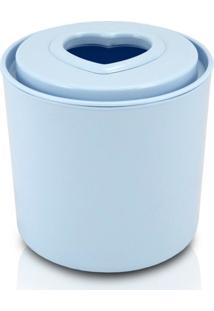 Porta Papel Higiênico Jacki Design Lifestyle Azul