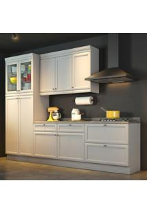 Cozinha Compacta Americana 10 Pt 3 Gv Branca