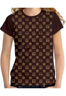 Camiseta Mario Vuitton ​