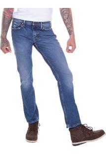 Calça Jeans Levis 505 Regular - 42X34