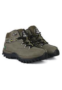 Bota Adventure Sw Shoes Verde Oliva Masculino