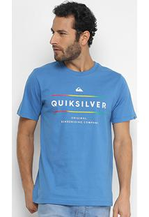 8c3b9e8a7703d Camiseta Quiksilver Reverso Surf Masculina - Masculino