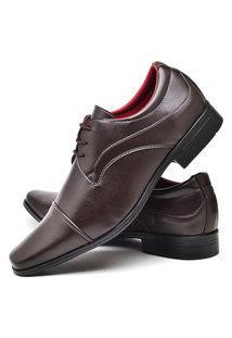 Sapato Social Masculino Db Now Dubuy 832Od Marrom