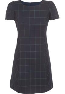 Vestido Leeloo Jane - Marinho