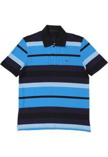 c3c0e71edbff0 Camisa Polo Tassa Regular Listrada 18041 Masculina - Masculino