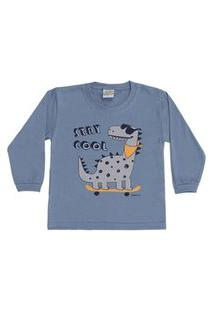 Pijama Infantil Brilha No Escuro Dinossauro Stay Cool Dadomile-8