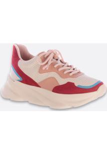 Tênis Feminino Chunky Sneaker Plataforma Zatz