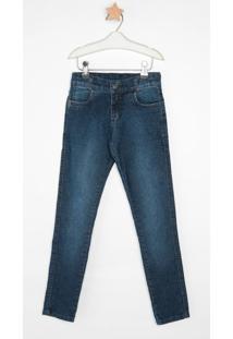 Calã§A Jeans Express Toninho Azul - Azul - Menino - Dafiti