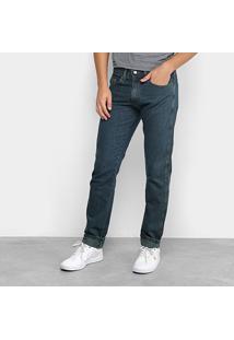Calça Jeans Slim Dubai Basic Masculina - Masculino