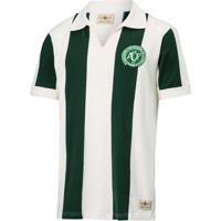 Camisa Polo Retrô Gol Chapecoense Listrada Torcedor - Masculino 959c1ef12edfb