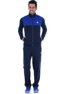 Agasalho Masculino Adidas Back2Basics - Marinho