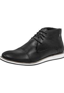 Bota Corazzi Leather Deluxe Couro Madeira
