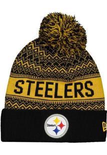 6968b2b1ab Gorro New Era Nfl Pittsburgh Steelers Amarelo