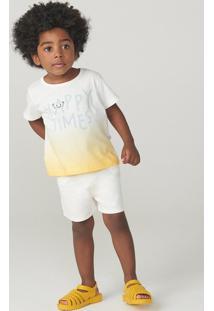 Conjunto Infantil Menino Com Estampa Toddler