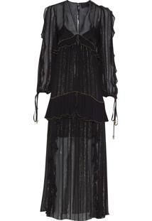 Vestido Fava - Preto