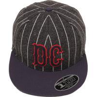 Boné Dc Shoes Coodie M Hats Cinza Azul-Marinho c821d10f124d0
