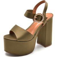 0e6160248 Sandália Ellus feminina   Shoes4you