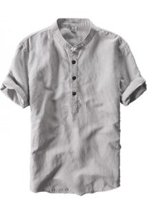 Camisa Vancouver - Cinza Pp