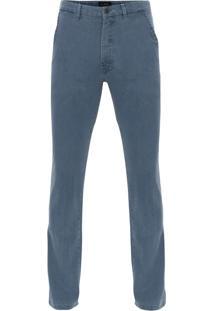 Calça Comfort Azul Clara