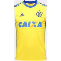 Netshoes. Regata Flamengo Iii 17 18 Torcedor Adidas Masculina ... 87ce611f41c17